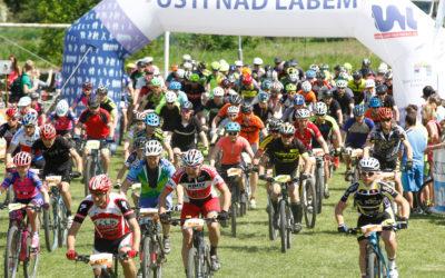 Cyklozávod Milada s rekordní účastí