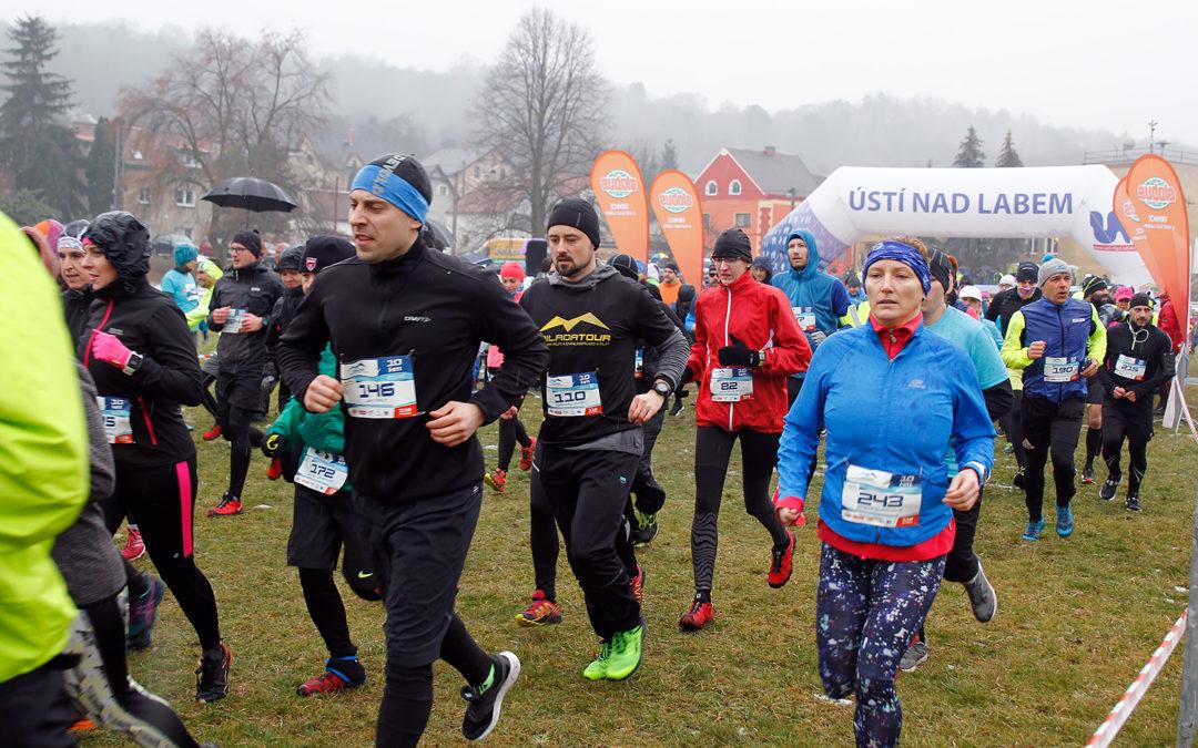 Náročný zimní Milada Winter Run