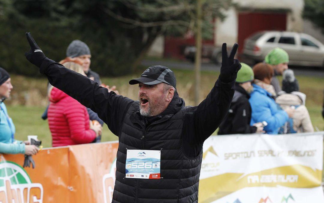 Winter Run se blíží vyprodání