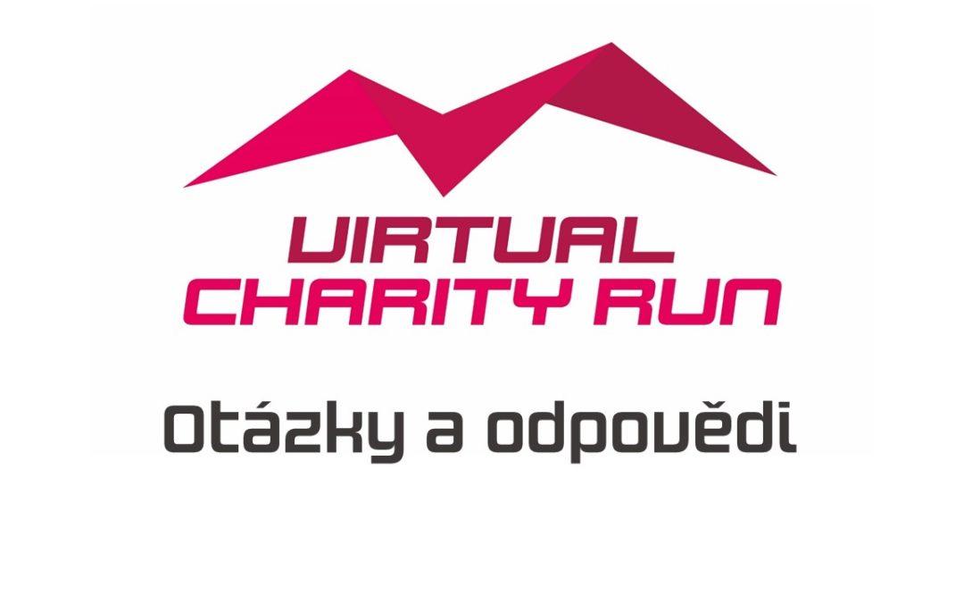 Otázky a odpovědi k Virtual Charity Run