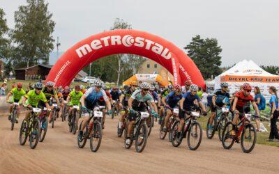 Cyklozávod zakončil seriál Milada Tour