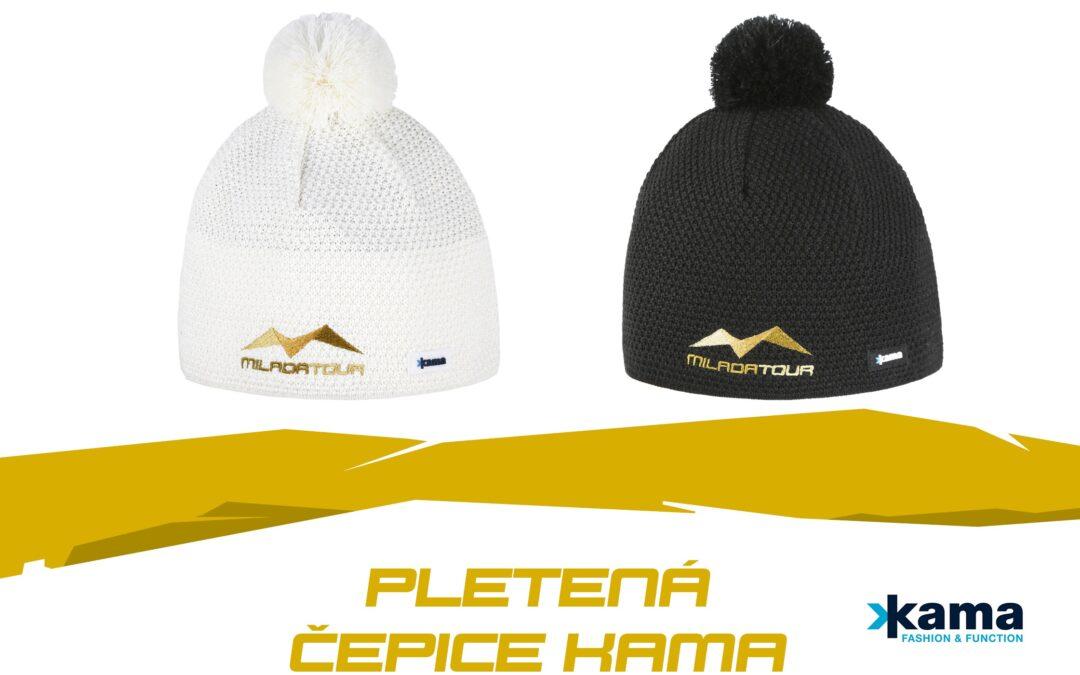 Nová kolekce čepic KAMA