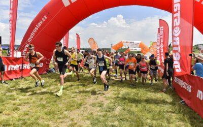 Milada Run přivítal v parném a dusném počasí 600 běžců.