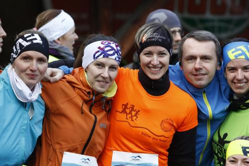 Milada Winter Run 2018