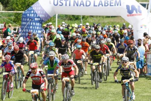 Cyklozávod Milada 2018